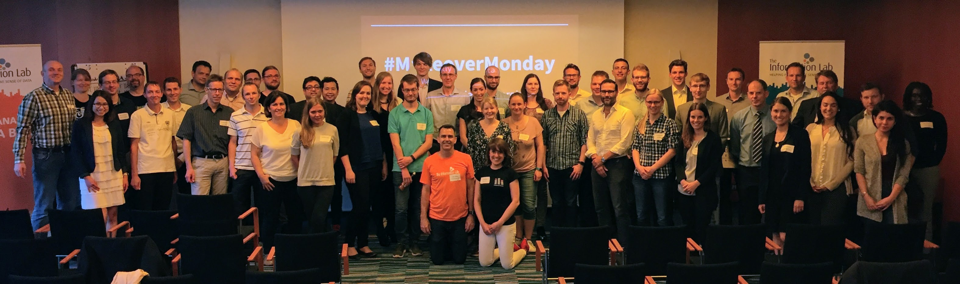 Recap: Makeover Monday Live in Hamburg